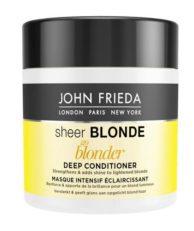 John Frieda Sheer Blonde Go Blonder Маска для светлых волос Sheer Blonde Go Blonder Маска для светлых волос