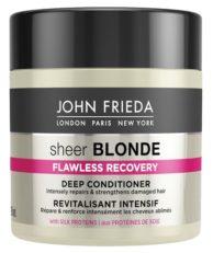 John Frieda Sheer Blonde Маска для восстановления окрашенных светлых волос Sheer Blonde Маска для восстановления окрашенных светлых волос