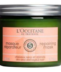 L'Occitane Аромакология Маска для блеска волос Аромакология Маска для блеска волос
