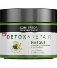 John Frieda Detox & Repair Питательная маска для интенсивного восстановления волос Detox & Repair Питательная маска для интенсивного восстановления волос