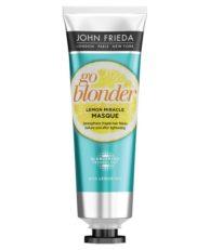 John Frieda Go Blonder Lemon Miracle Укрепляющая маска для ослабленных волос Go Blonder Lemon Miracle Укрепляющая маска для ослабленных волос
