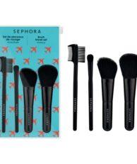 SEPHORA COLLECTION Brush Set Набор кистей для путешествия Brush Set Набор кистей для путешествия