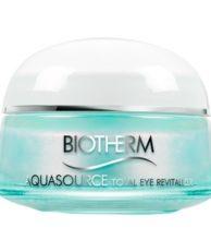 Biotherm Aquasource Total Eye Revitalizer Увлажняющий крем для кожи вокруг глаз