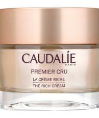 Caudalie PREMIER CRU Омолаживающий крем для сухой кожи
