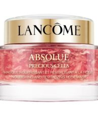 Lancome Absolue PC Маска для лица для восстановления и питания кожи с лепестками роз