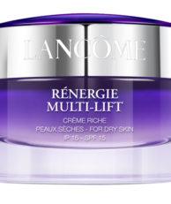 Lancome Renergie Multi-Lift Питательный крем с эффектом лифтинга для сухой кожи