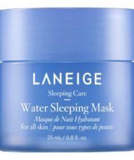 Laneige SLEEPING MASK Маска для лица ночная восстанавливающая в дорожном формате