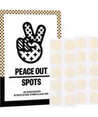 Peace Out SPOT PATCHES Патчи против высыпаний и воспалений