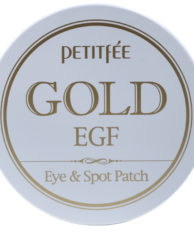 Petitfee Gold&EGF Eye&Spot Гидрогелевые патчи для глаз