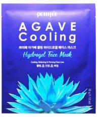 Petitfee Охлаждающая гидрогелевая маска с экстрактом агавы