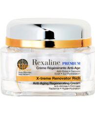 Rexaline Line Killer Антивозрастной регенерирующий крем для лица и шеи