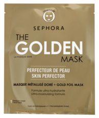 SEPHORA COLLECTION Colorful Face Mask Маска для лица золотистая