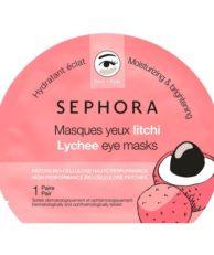 SEPHORA COLLECTION Маска для глаз с личи. Новая коллекция