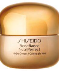 Shiseido Benefiance NutriPerfect Ночной крем