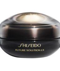 Shiseido Future Solution LX E Крем для восстановления кожи контура глаз и губ