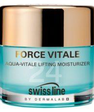 Swissline FORCE VITALE Насыщенный увлажняющий лифтинг-крем Живая вода