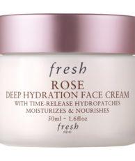 Fresh ROSE DEEP HYDRATION FACE CREAM Крем для лица для глубокого увлажнения