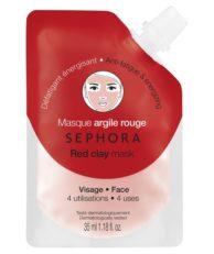 SEPHORA COLLECTION Маска для лица Красная глина - Заряд энергии против усталости